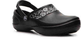 Crocs Mercy Work Clog - Women's