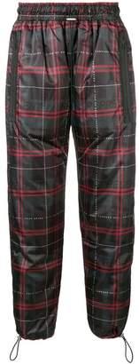 Represent waterproof trousers