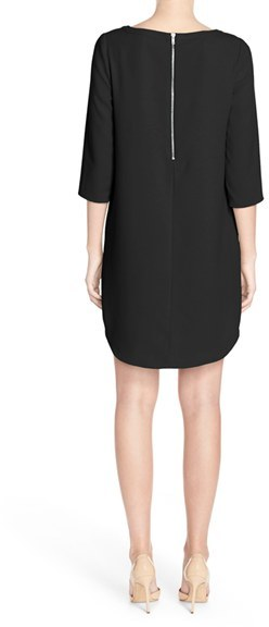 Women's Bb Dakota 'Jazlyn' Crepe Shift Dress 2