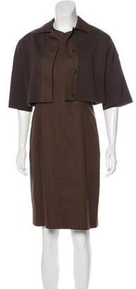 Akris Punto Two-Piece Dress Set