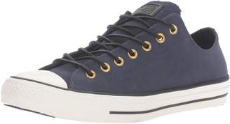 Converse Unisex Chuck Taylor All Star Corduroy Leather Sneaker - 6.5 Men - 8.5 Women