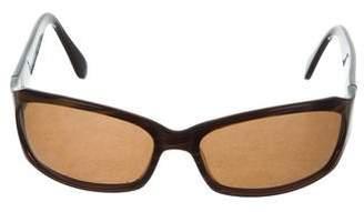 Morgenthal Frederics Derek Tinted Sunglasses