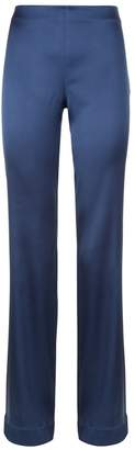 La Perla Essentials Bi-Stretch Silk Loose Trousers