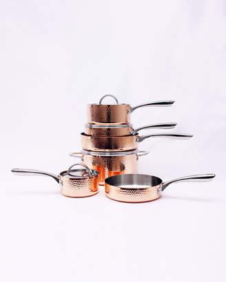 Berghoff Copper Cookware Set - Orange-Red