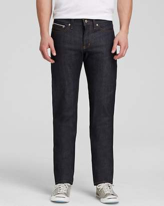 Naked & Famous Jeans - Weird Guy Left Hand Twill Selvedge New Tapered Fit in Left Hand $140 thestylecure.com