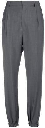 Prada elasticated cuff trousers
