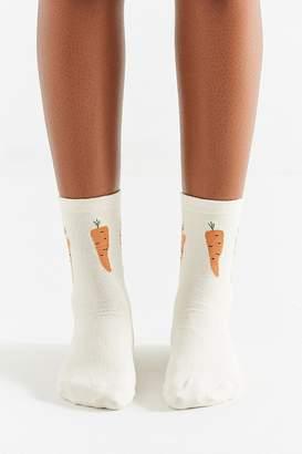 Hansel from Basel Carrots Crew Sock