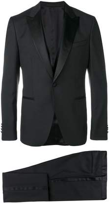 HUGO BOSS slim-fit tuxedo suit