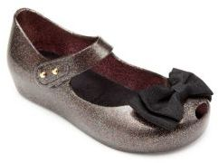 Baby's & Toddler's Ultragirl Bow Mary Jane Flats $60 thestylecure.com