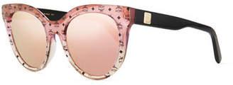 MCM Cat-Eye Zyl®; Acetate Sunglasses