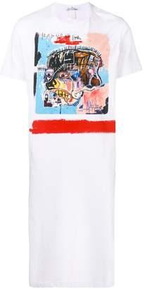 Comme des Garcons long-line T-shirt