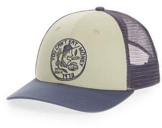 Patagonia Can't Eat Money Trucker Cap