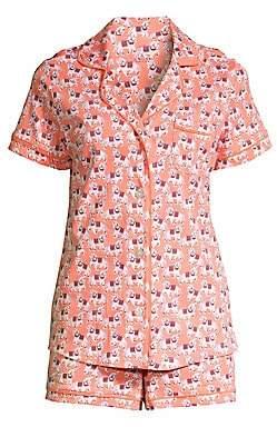 Roller Rabbit Tagada Polo Shorts