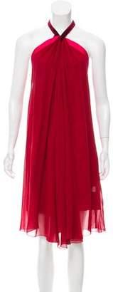 Marc Jacobs Halter Midi Dress