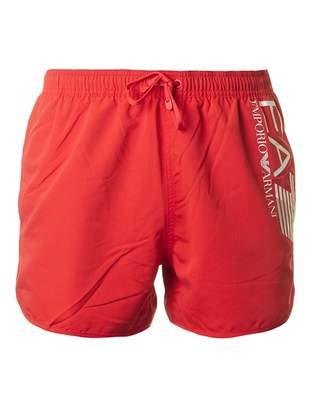 Ea7 Swimwear Seaworld Visibility Swim Shorts