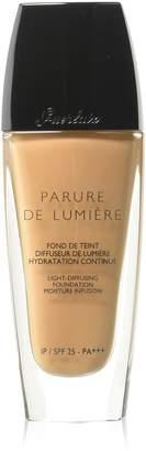 Guerlain Parure De Lumiere Light Diffusing Fluid Foundation SPF 25 - # 23 Dore Naturel - 30ml/1oz