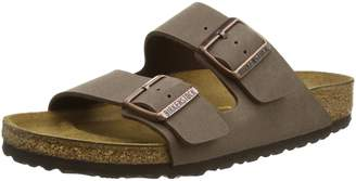 Birkenstock Women's Arizona 2-Strap Cork Soft Footbed Sandal 36 M EU