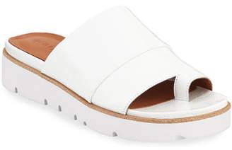 Gentle Souls Lavern Easy Patent Slide Sandals