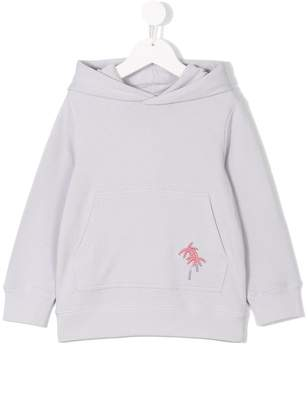 Stella McCartney embroidered detail hoodie