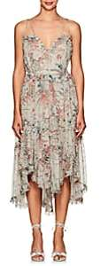 Zimmermann Women's Meadow Floral Silk Tank Dress