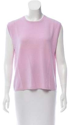 TSE Sleeveless Cashmere Sweater