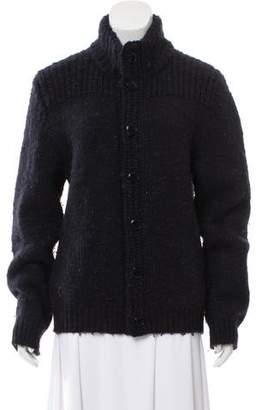 Etro Wool Knit Cardigan