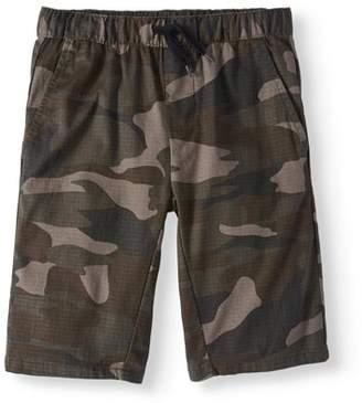 Cherokee Boys' Pull On Textured Shorts