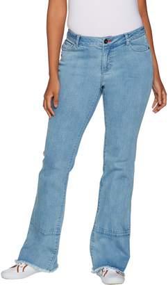 Peace Love World Wide Release Cuff Denim Jeans