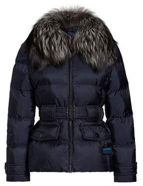 Prada Long Sleeve Down Jacket