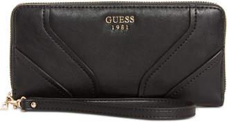 GUESS Islington Zip Wallet