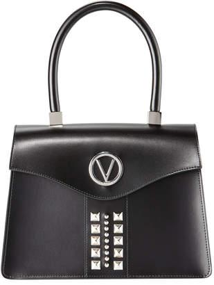 Valentino By Mario Valentino Melanie Soave Leather Satchel Bag