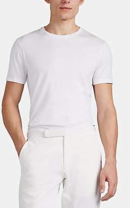 Ralph Lauren Purple Label Men's Cotton T-Shirt - White