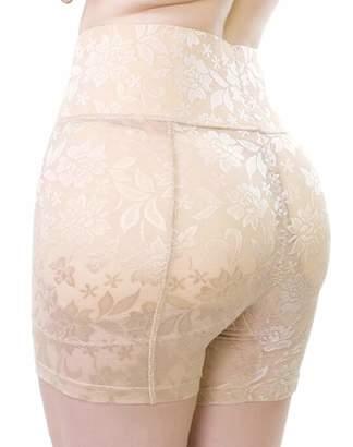 aeb612d7903 CBTLVSN Women Padded Panties Bum Butt Lifter Hip Enhancer Underwear Briefs M