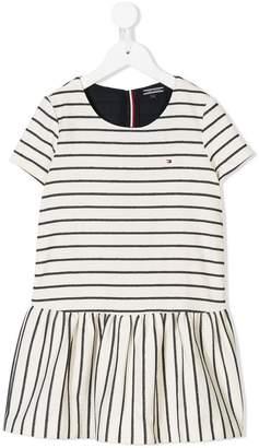 Tommy Hilfiger Junior striped dress