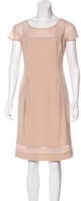 Philosophy di Alberta Ferretti Knee-Length Sheath Dress