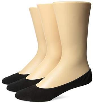 Tommy Bahama Men's 3 Pack Relax Loafer Liner Sock