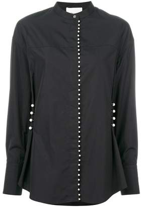3.1 Phillip Lim faux pearl embellished shirt