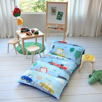 Zoomie Kids Hopedale Transportation Themed Pillow Cover