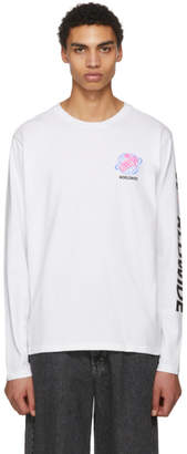 Levi's Levis White Silvertab T-Shirt