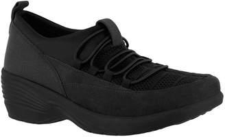Easy Street Shoes So Lite Sleek Wedge Sneakers Women Shoes
