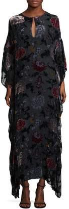 ADAM by Adam Lippes Women's Floral Caftan Gown