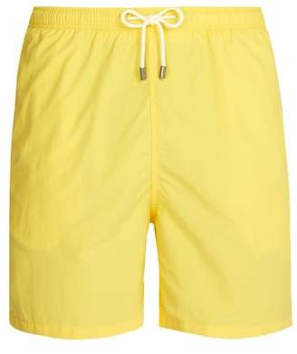 Solid & Striped The Classic Swim Shorts - Mens - Yellow