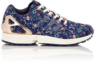 adidas Women's Women's Limited Edt ZX Flux Sneakers-BLUE $130 thestylecure.com