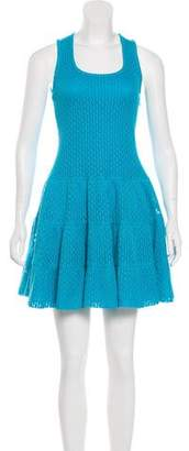 Thakoon Textured Mini Dress