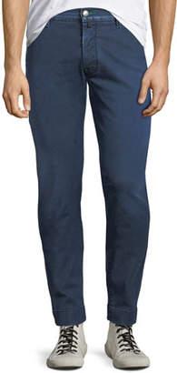 Jacob Cohen Men's Denim Straight-Leg Jeans