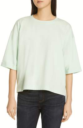 Eileen Fisher Stretch Organic Cotton Top