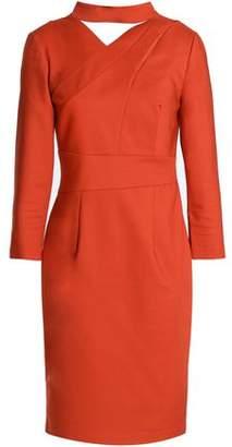 Raoul Cutout Cotton-Blend Dress