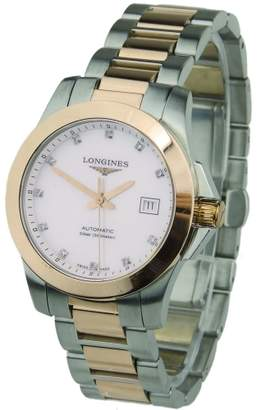 Longines Lady Conquest Steel And Rose Gold L3...276...5