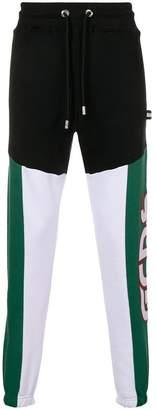 Gcds colour block track pants