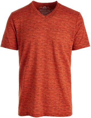 American Rag Men's Textured V-Neck T-Shirt, Created for Macy's